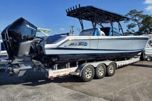 New Nor-Tech 390 Sport Center Console Fishing Boat For Sale