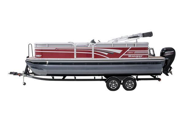 New Ranger 223C Pontoon Boat For Sale
