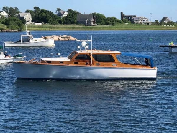 Used Rhodes Custom Antique and Classic Boat For Sale