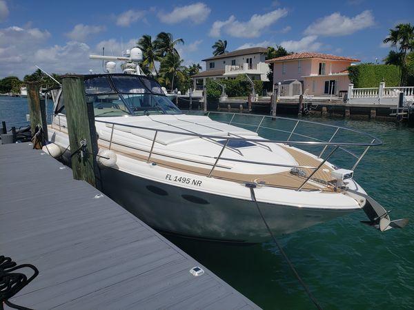 Used Sea Ray 380 Sundancer Power Cruiser Boat For Sale