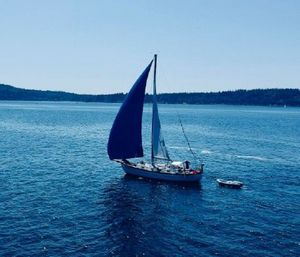 Used Union 36 Cutter Sailboat For Sale
