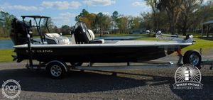 Used Sterling 200XS Flats Fishing Boat For Sale