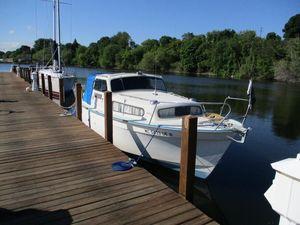 Used Albin 25 Deluxe Trawler Boat For Sale