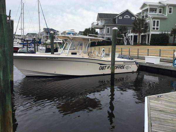 Used Grady-White Bimini 306 Saltwater Fishing Boat For Sale