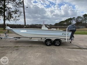 Used Excel Bay Pro 230 Bay Boat For Sale