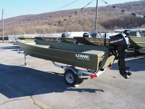 New Lowe Boats Freshwater Fishing Boat For Sale