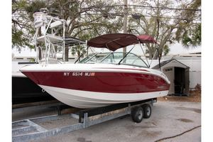 Used Chaparral 18 SF H2O Sports Cruiser Boat For Sale