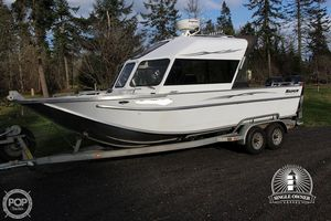 Used Magnum Marine Ultramag 26 Aluminum Fishing Boat For Sale