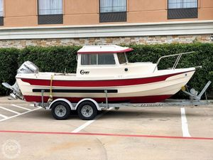 Used C-Dory 19 Angler Pilothouse Boat For Sale