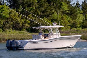 Used Grady-White Canyon 336 Saltwater Fishing Boat For Sale