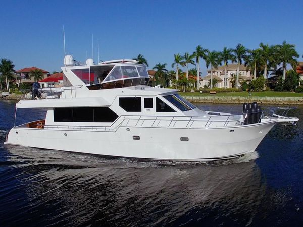 Used Altima 61 PILOTHOUSE Boat For Sale