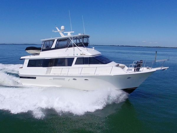 Used Viking 55 Motor Yacht Motor Yacht For Sale