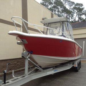 Used Cobia 316 CC Center Console Fishing Boat For Sale