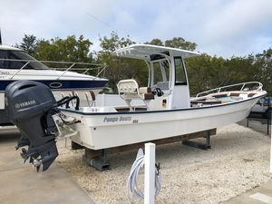 Used Panga 29 Center Console Fishing Boat For Sale