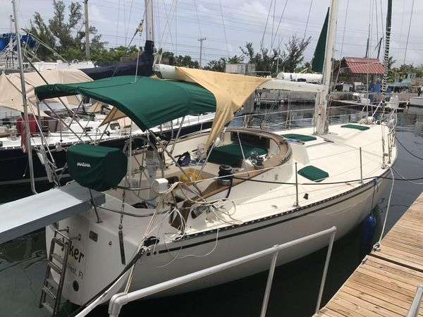 Used Creekmore Aft Cockpit Racer and Cruiser Sailboat For Sale