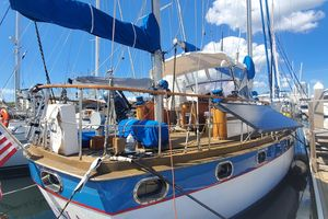 Used Custom Cutter Sailboat For Sale