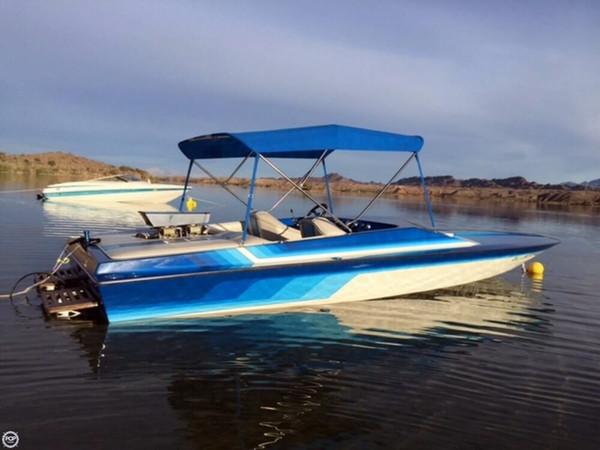 Used Eliminator 20 Sport Cruiser Jet High Performance Boat For Sale