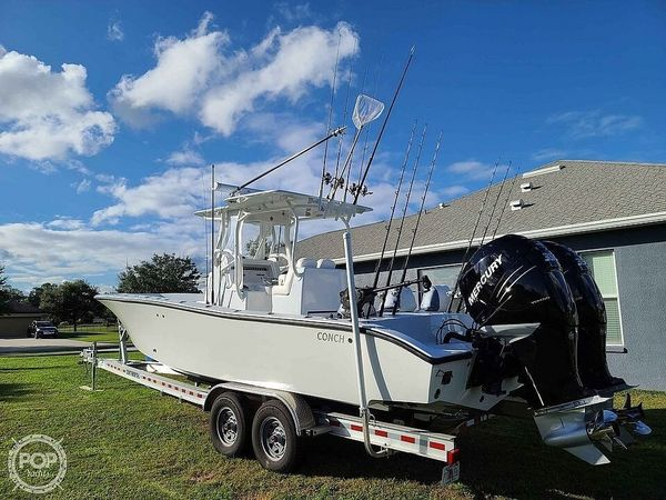 Used Conch 30 Center Console Fishing Boat For Sale