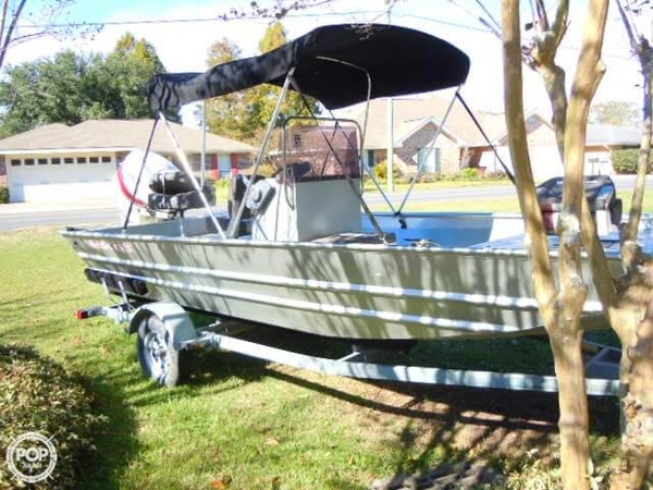 Used Weld-Craft 1860 DSUV Aluminum Fishing Boat For Sale