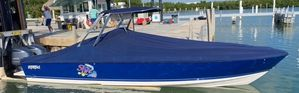 Used Intrepid 322 Cuddy Center Console Fishing Boat For Sale