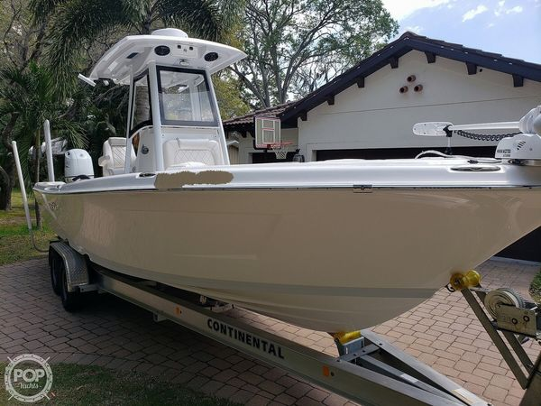 Used Blue Wave 2800 Makaira Center Console Fishing Boat For Sale