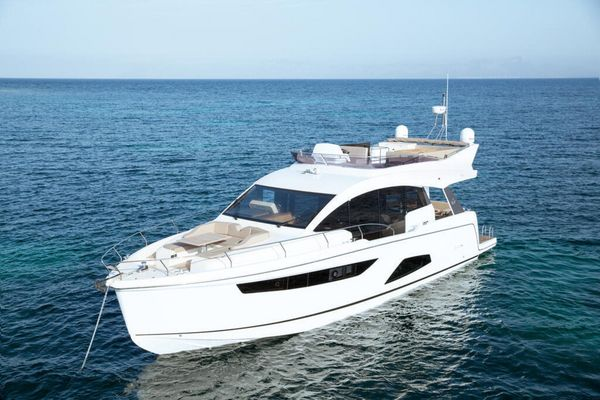 New Sealine F530 Motor Yacht For Sale