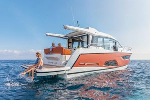 New Sealine C430 Motor Yacht For Sale