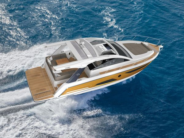 New Sealine S430 Motor Yacht For Sale
