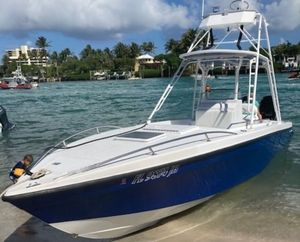 Used Wellcraft 30 Scarab Sport Center Console Fishing Boat For Sale