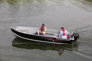 New Smoker Craft 16 Big Fish Tl Dlx Ski and Fish Boat For Sale