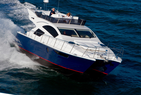 New Mares Catamaras Mares 45 Power Catamaran Boat For Sale