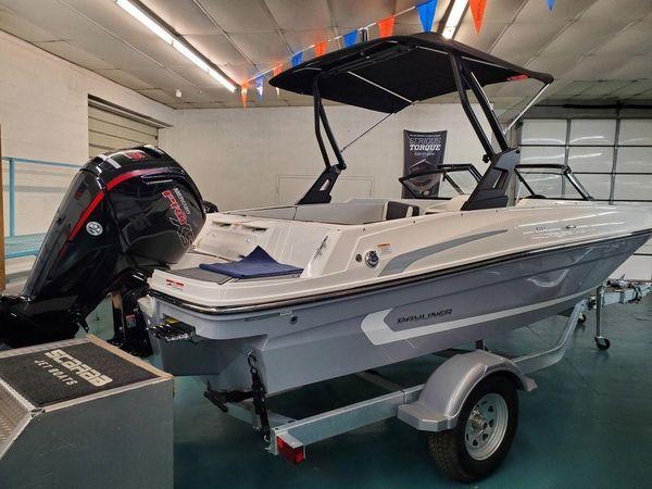 New Bayliner VR4 BR outboard Bowrider Boat For Sale