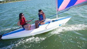 New Laser Boats Laser 14 Daysailer Sailboat For Sale