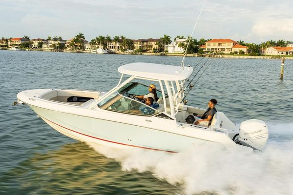 New Boston Whaler 240 Vantage Sports Fishing Boat For Sale