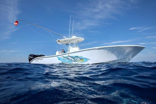 Used Yellowfin 34 Offshore CC Center Console Fishing Boat For Sale