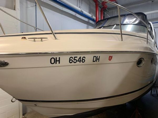 Used Rinker 270 Fiesta Vee Power Cruiser Boat For Sale