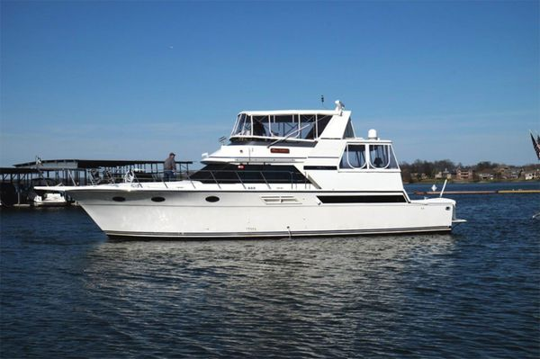 Used Californian 52 Cockpit Motor Yacht Motor Yacht For Sale