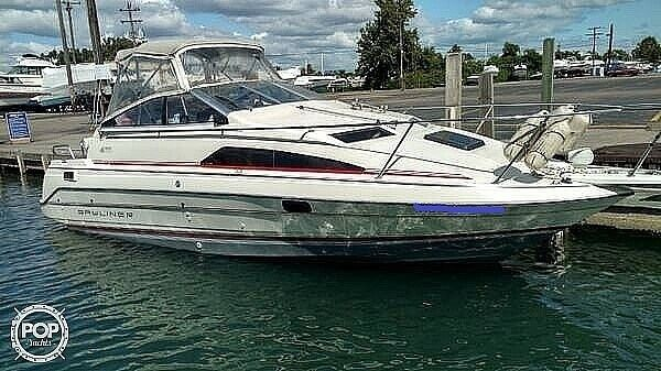 Used Bayliner Ciera 2651 Express Cruiser Boat For Sale