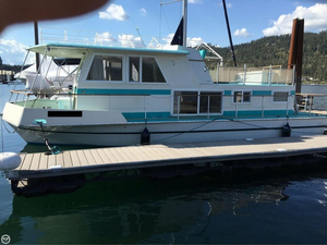 Used Tollycraft 36 House Boat For Sale