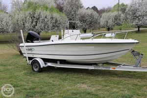 Used Sea Boss 190CC Center Console Fishing Boat For Sale