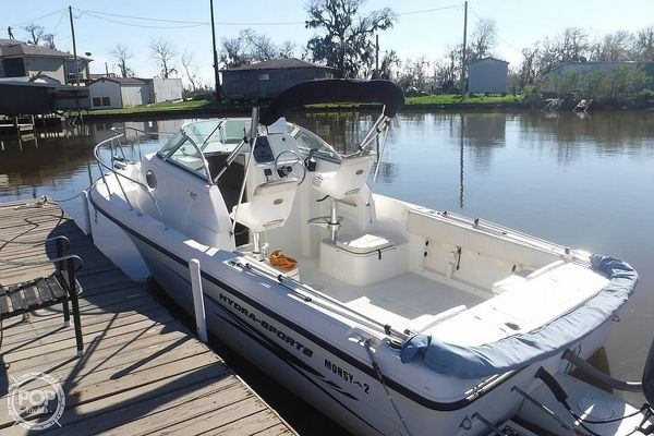 Used Hydra-Sports 230 WA Lightning Series Walkaround Fishing Boat For Sale