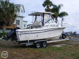 Used Grady-White Sailfish 25 Sport Bridge Walkaround Fishing Boat For Sale