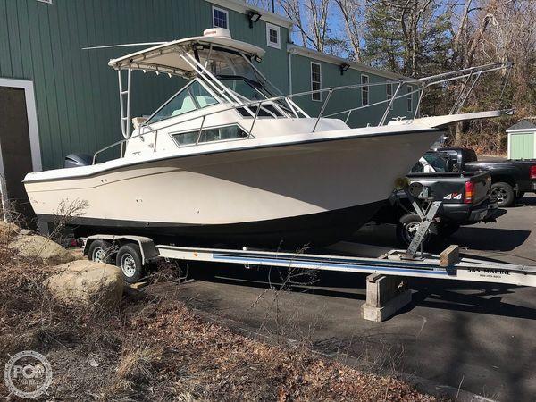 Used Grady-White Sailfish Sport Bridge 255 Walkaround Fishing Boat For Sale