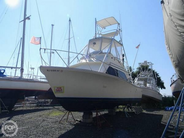Used Egg Harbor 30' Sports Fishing Boat For Sale