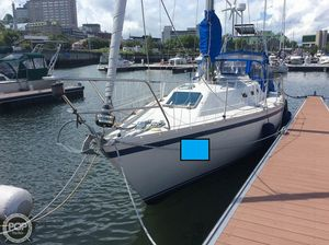 Used Canadian Sailcraft CS33 Sloop Sailboat For Sale
