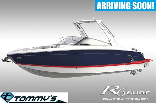 New Cobalt R6 Surf Runabout Boat For Sale