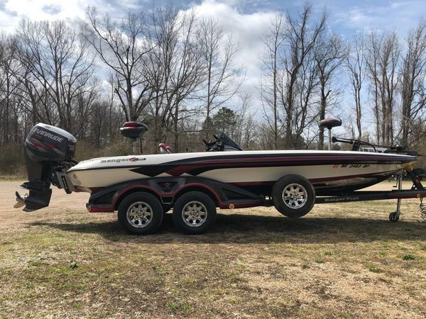 Used Ranger Z521 Comanche Bass Boat For Sale