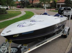 Used P & D 24 High Performance Boat For Sale