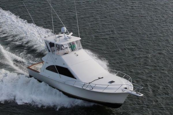 Used Ocean Yachts 45 Super Sport Convertible Sports Fishing Boat For Sale