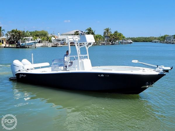Used Yellowfin 26 Hybrid Bay Boat For Sale